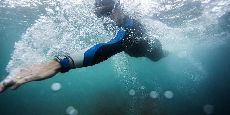 Testschwimmen