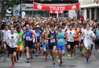 Sieg in der Firmenwertung beim 24. Reutlinger Altstadtlauf