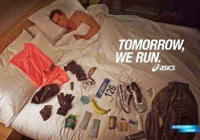 Wir sind Marathonläufer